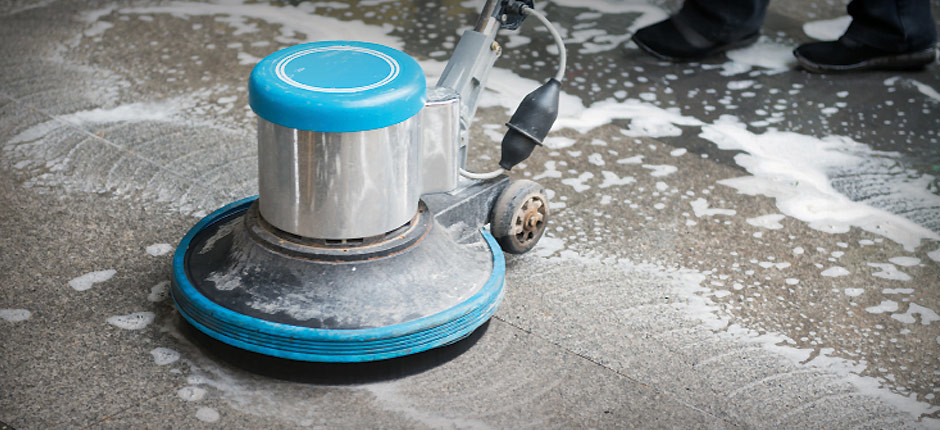 Expert Stone Cleaning